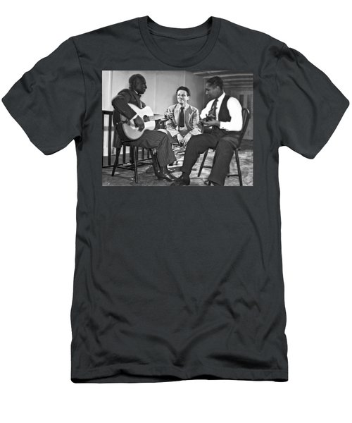 Leadbelly, Nicholas Ray, Josh White Men's T-Shirt (Athletic Fit)