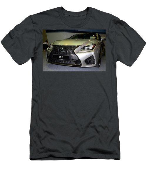 Lexus Rcf Men's T-Shirt (Athletic Fit)