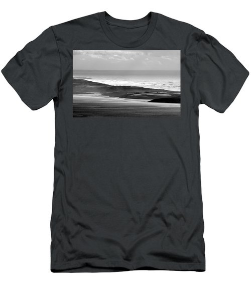 Light On The Dunes Men's T-Shirt (Athletic Fit)