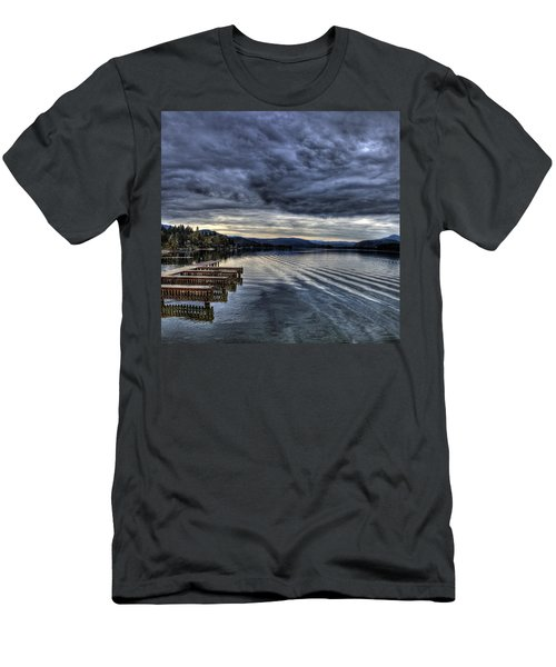 Looking West From 41 South Men's T-Shirt (Athletic Fit)
