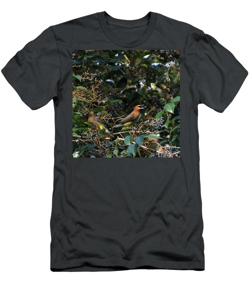 Love Those Berries Men's T-Shirt (Athletic Fit)