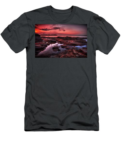 Madrona Men's T-Shirt (Slim Fit) by Randy Hall