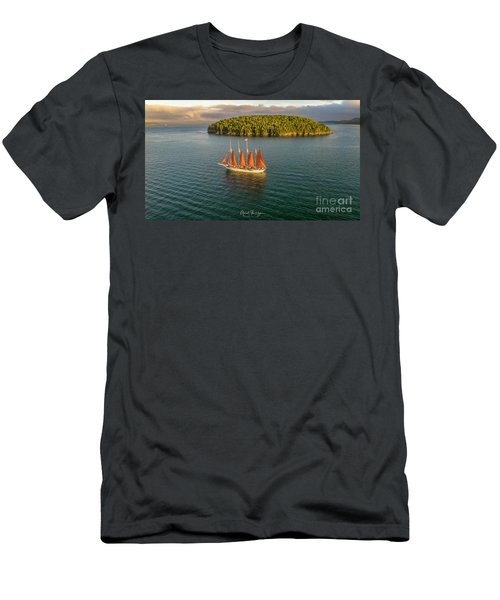 Margaret Todd  Men's T-Shirt (Athletic Fit)