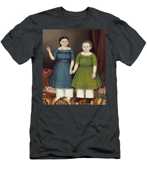 Mary And Francis Wilcox Men's T-Shirt (Athletic Fit)