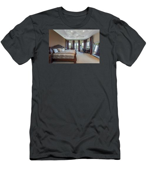 Master Bedroom Men's T-Shirt (Athletic Fit)