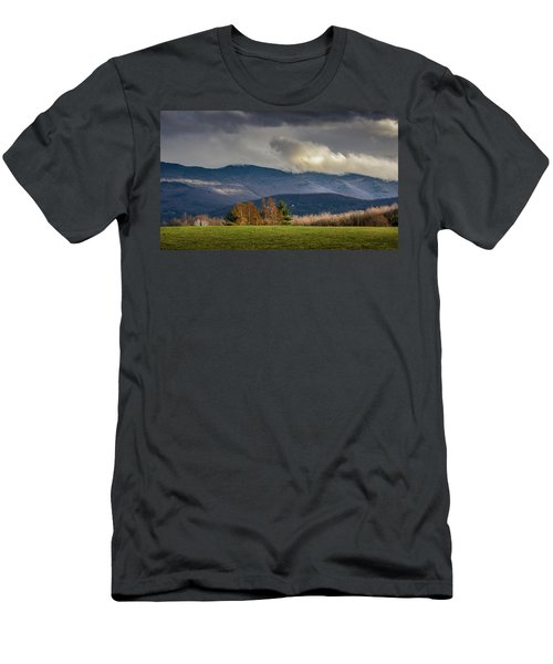 Mountain Weather Men's T-Shirt (Athletic Fit)