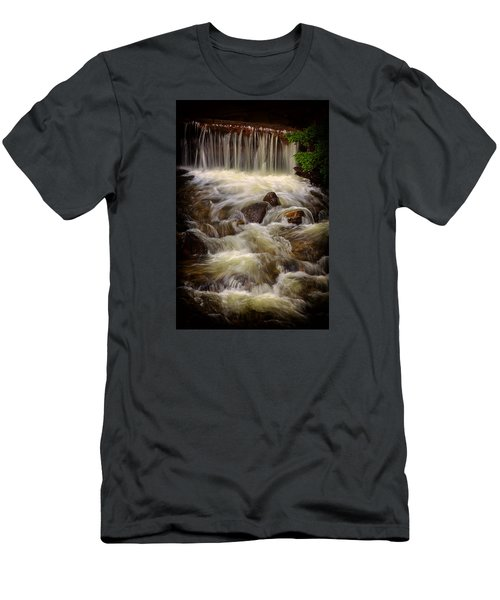 Montana High Country Men's T-Shirt (Slim Fit) by Rick Furmanek