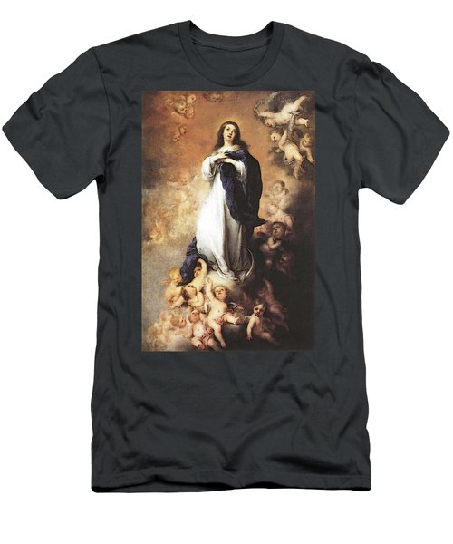 Murillo Immaculate Conception  Men's T-Shirt (Athletic Fit)