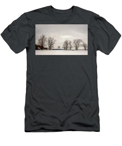 Naked Treeline Men's T-Shirt (Athletic Fit)