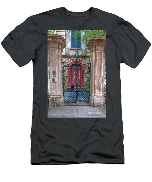 Narrow Is The Gate Men's T-Shirt (Athletic Fit)