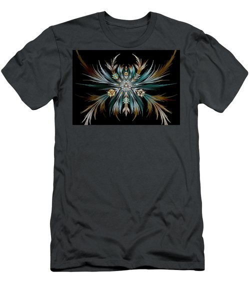 Native Feathers Men's T-Shirt (Athletic Fit)