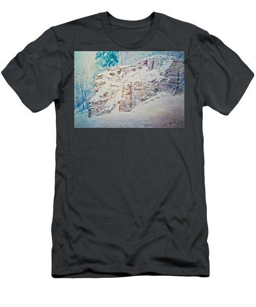 Oakfield Ridge Men's T-Shirt (Slim Fit) by Carolyn Rosenberger