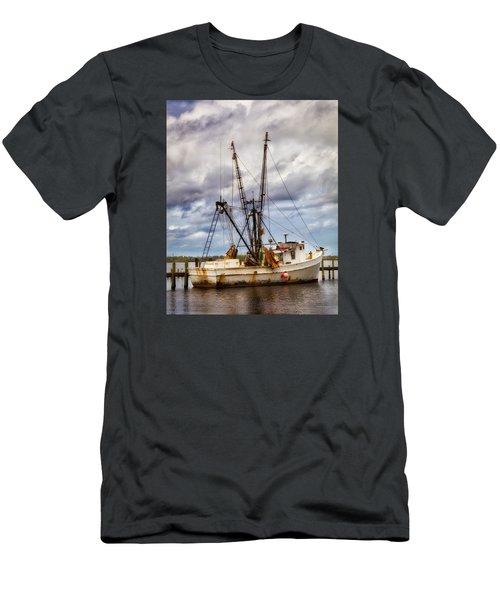 Off Season Men's T-Shirt (Slim Fit) by Denis Lemay