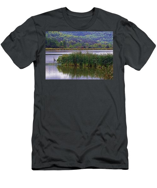 Peace Be Still Men's T-Shirt (Athletic Fit)