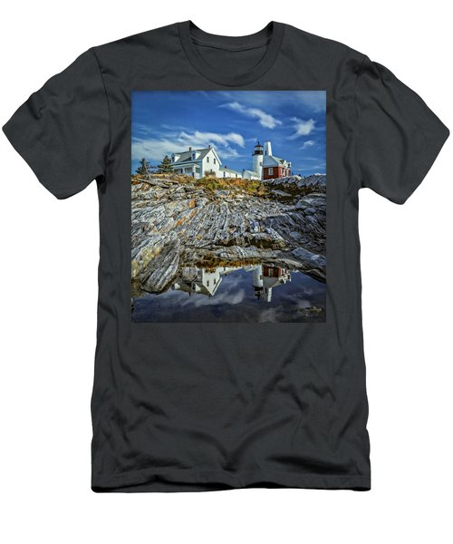 Pemaquid Reflections Men's T-Shirt (Athletic Fit)