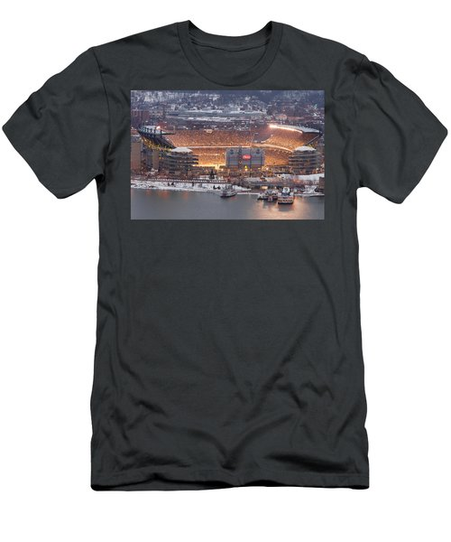 The House Of Steel  Men's T-Shirt (Athletic Fit)