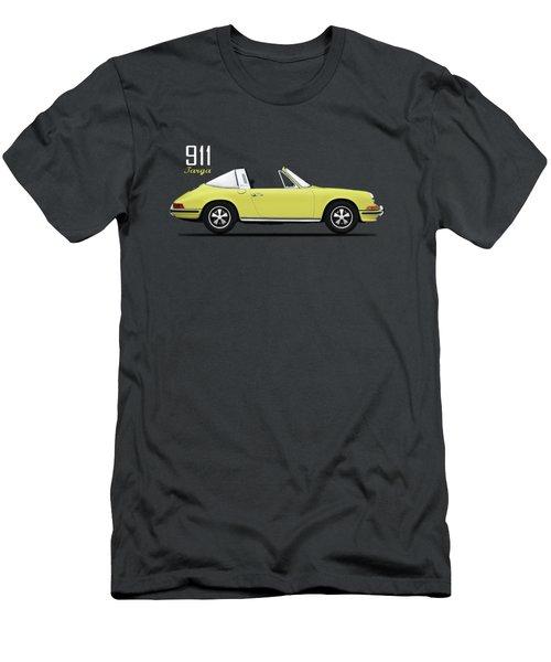 Porsche 911 Targa Men's T-Shirt (Athletic Fit)