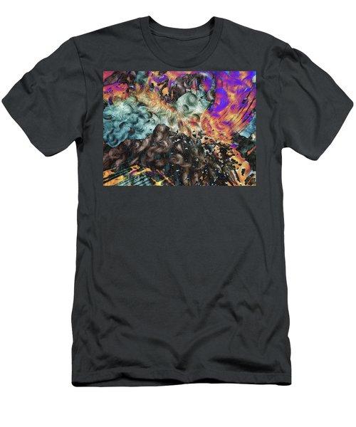 Psychedelic Fur Men's T-Shirt (Athletic Fit)