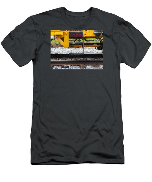 Railroad Equipment Men's T-Shirt (Athletic Fit)