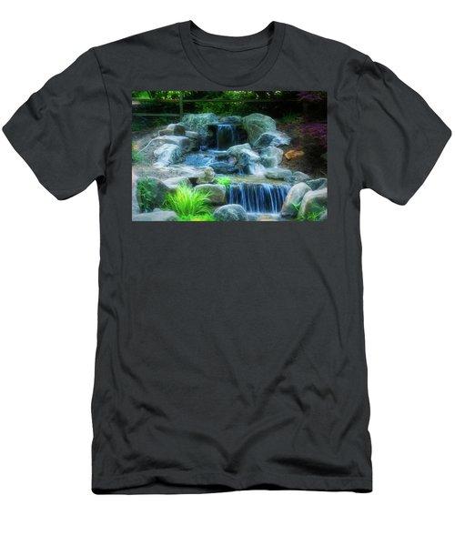 Rock Slide Men's T-Shirt (Slim Fit)