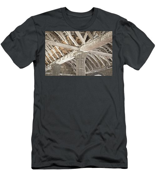 Roof Timber Men's T-Shirt (Athletic Fit)