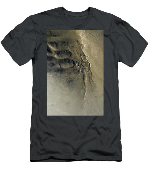 Sandscape 1 Men's T-Shirt (Slim Fit) by Newel Hunter