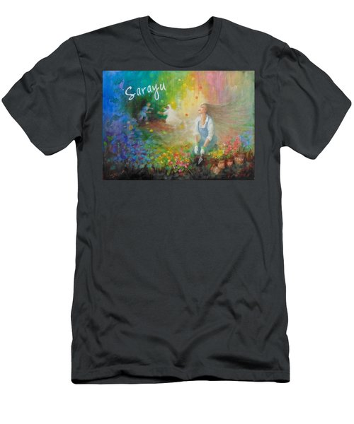 Sarayu Men's T-Shirt (Athletic Fit)
