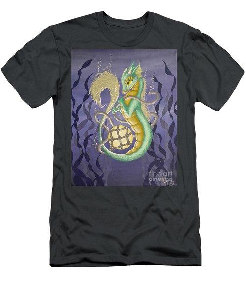 Sea Dragon II Men's T-Shirt (Athletic Fit)