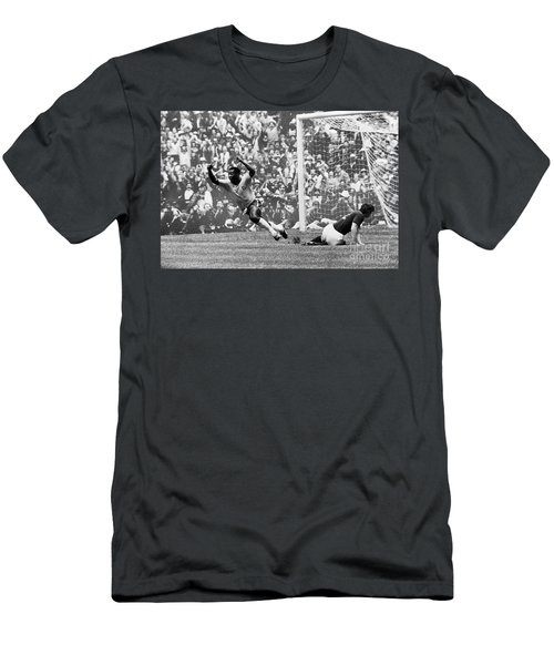 Soccer: World Cup, 1970 Men's T-Shirt (Slim Fit) by Granger