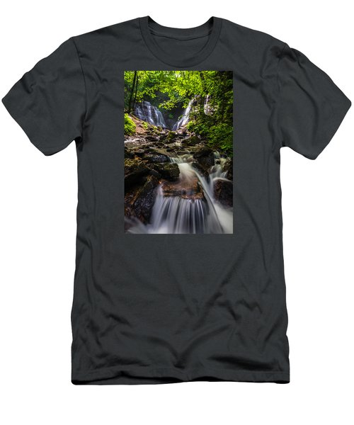 Soco Falls Men's T-Shirt (Athletic Fit)