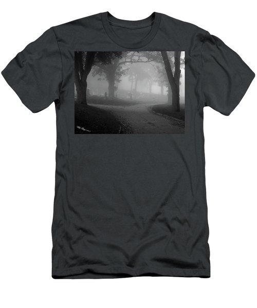 Split Men's T-Shirt (Athletic Fit)