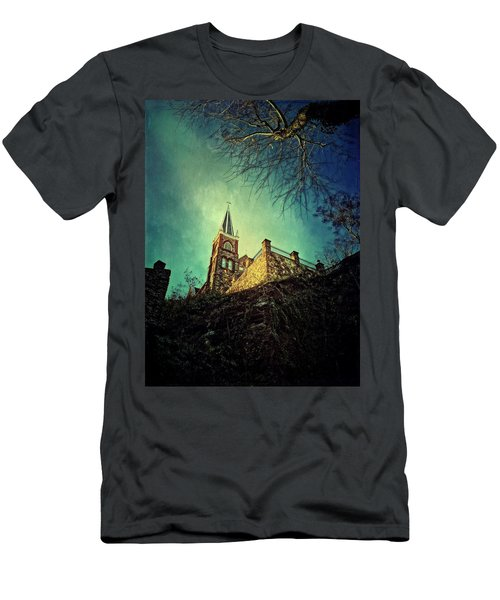 St. Peter's Harpers Ferry Men's T-Shirt (Athletic Fit)