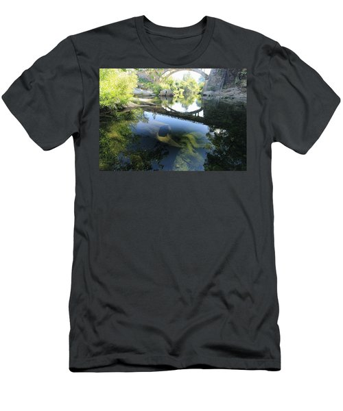 Men's T-Shirt (Athletic Fit) featuring the photograph Stargate  by Sean Sarsfield
