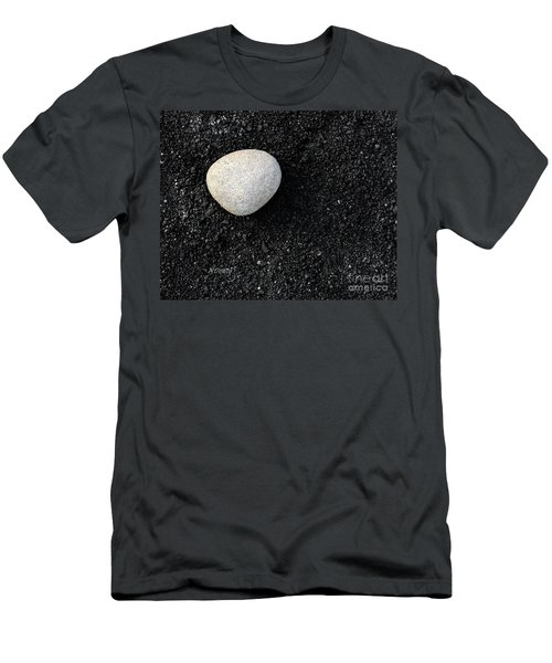 Stone In Soot Men's T-Shirt (Athletic Fit)