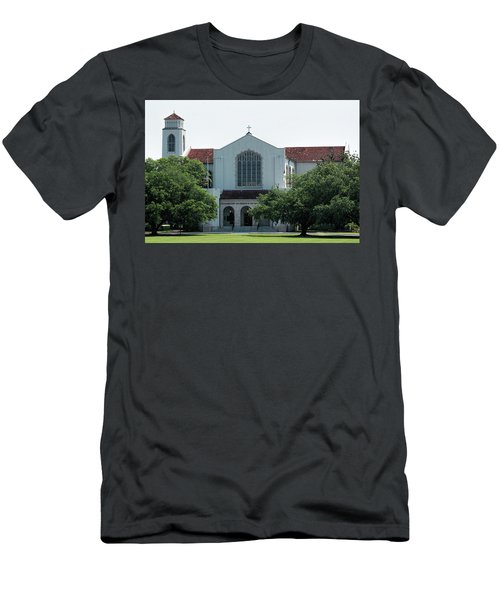 Summerall Chapel Men's T-Shirt (Athletic Fit)