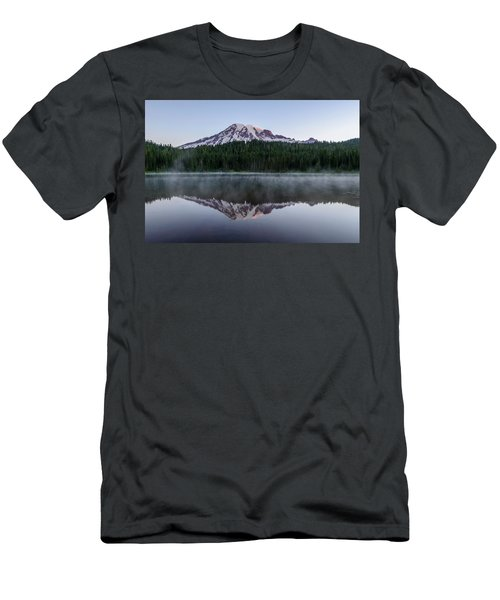 The Reflection Lake Men's T-Shirt (Athletic Fit)
