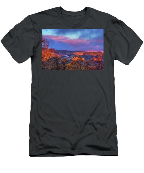 Sunrise Light Men's T-Shirt (Slim Fit) by Marc Crumpler