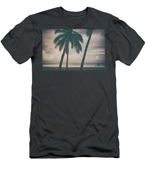 Surf Mates 2 Men's T-Shirt (Athletic Fit)