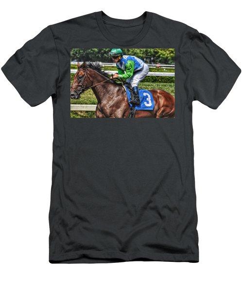 Surprise Twist W Javier Castellano Men's T-Shirt (Athletic Fit)