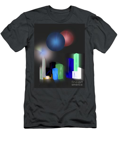 Surreal City Men's T-Shirt (Athletic Fit)