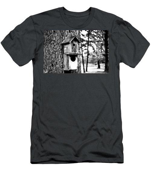 The Bird Feeder Men's T-Shirt (Athletic Fit)