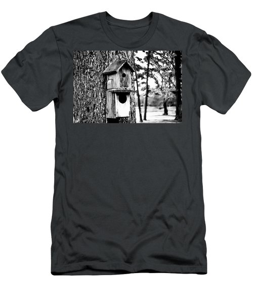 The Bird Feeder Men's T-Shirt (Athletic Fit)