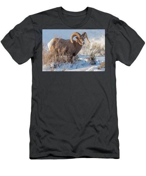 The Christmas Gift Men's T-Shirt (Athletic Fit)