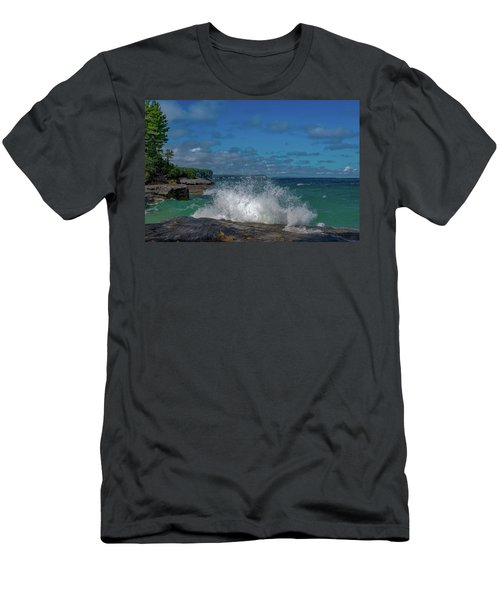 The Coves Men's T-Shirt (Athletic Fit)