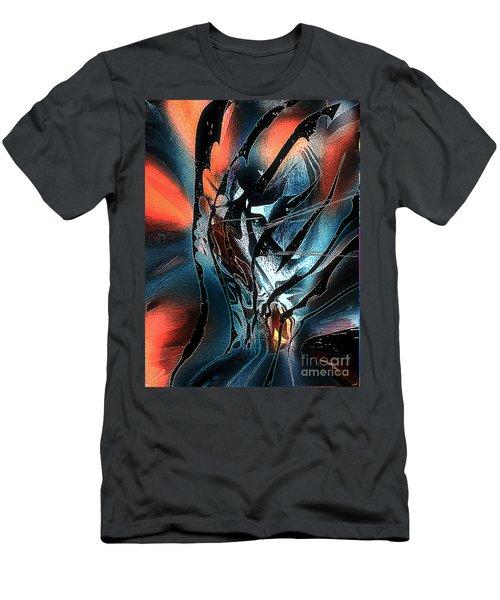 The Oracle Men's T-Shirt (Slim Fit) by Yul Olaivar