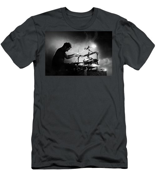 The Drummer Men's T-Shirt (Athletic Fit)
