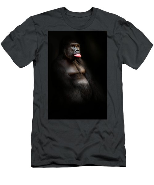 The Gorilla Men's T-Shirt (Athletic Fit)