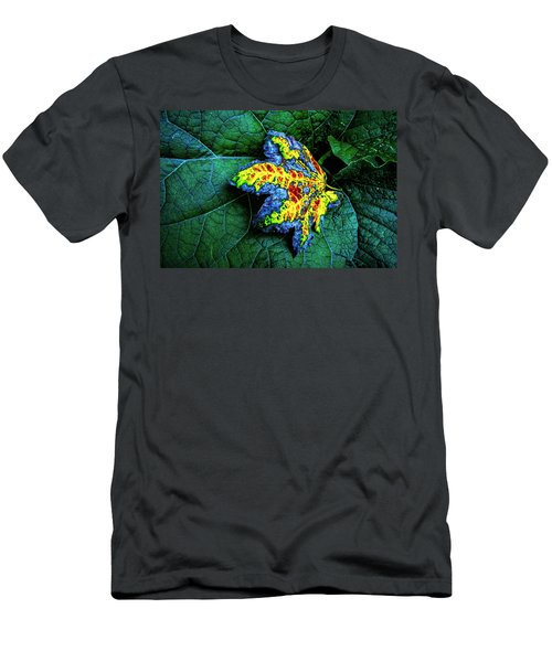 The Leaf Men's T-Shirt (Athletic Fit)
