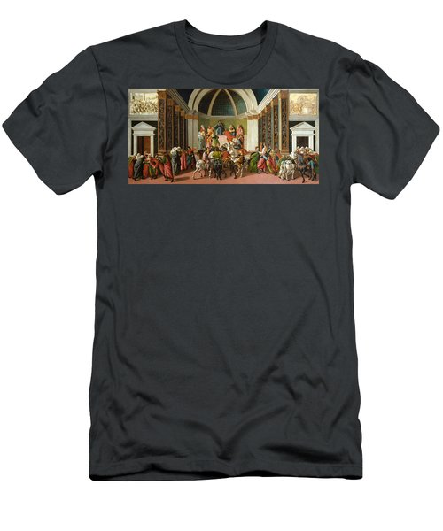 The Story Of Virginia Men's T-Shirt (Athletic Fit)