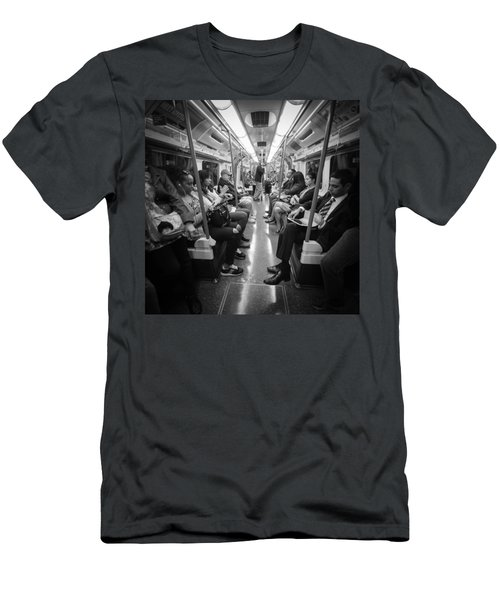 The Tube Men's T-Shirt (Athletic Fit)